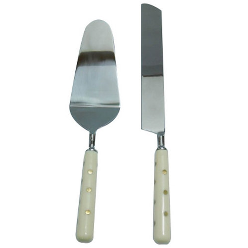 Alice Collection S/2 Cake Server
