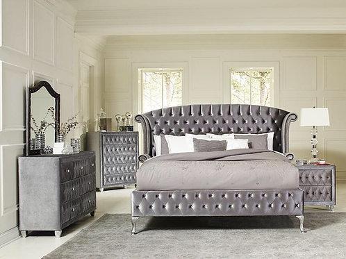 Deanna Tufted Bedroom Set
