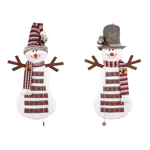 Snowman Advent Calendar A/2