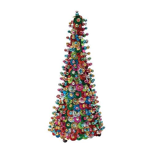 Retro Sequin Tree