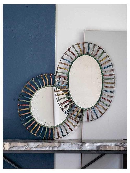 "D27.3x1.5"" Circle Mirror"