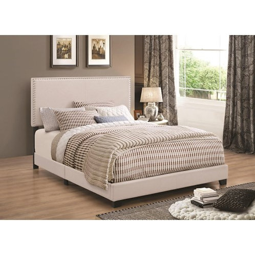 Boyd Upholstered Bed - King
