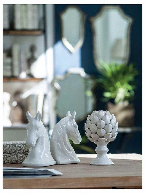 Ceramic Artichoke Small Finial