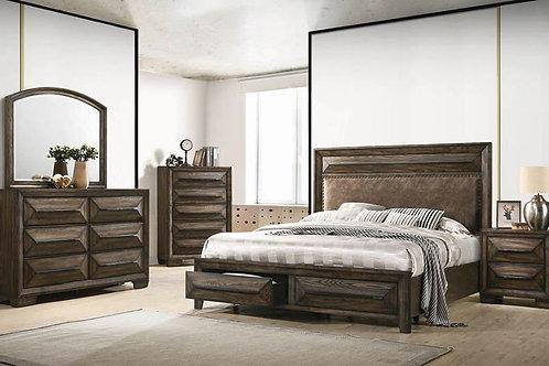 Preston 4 Piece Bedroom Set