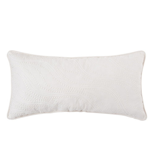 Wave Embroidery Pillow Set of 2