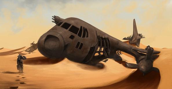 Stay Alive Desert