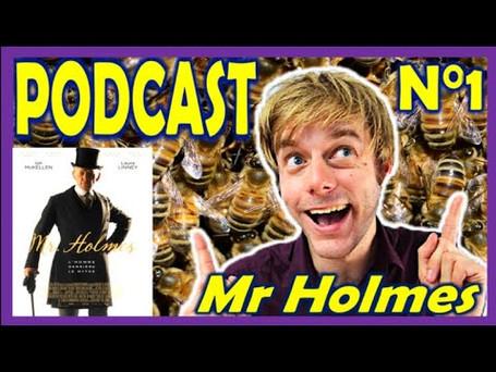 """""""Mr HOLMES"""", c'est quoi ? - SIMPLE PODCAST  - Abeilles et harmonica de verre ! - Pod. n°1"""