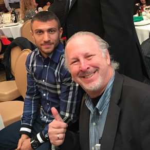 Boxing champ Lomenchenko