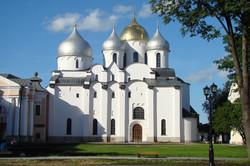 St.Sophia Cathedral, Novgorod