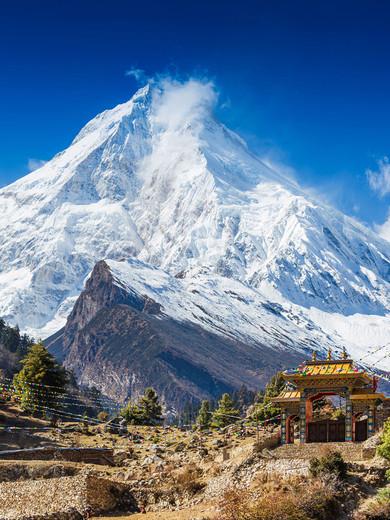 Nepal & Myanmar (Burma)
