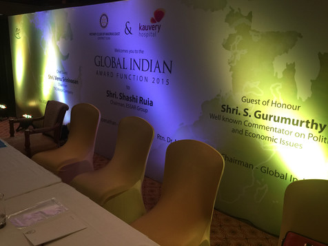 Global Indian Award Function (2)