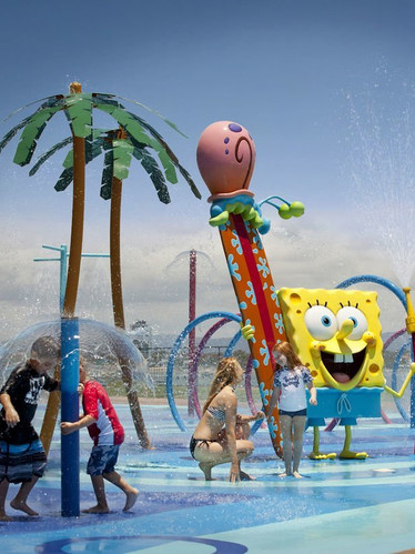 Sea World- Gold Coast aquatic themes amusement park
