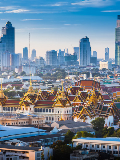 Thailand & Cambodia