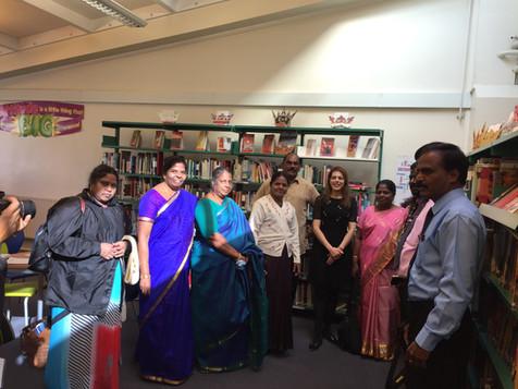 Educational tour including school - vist