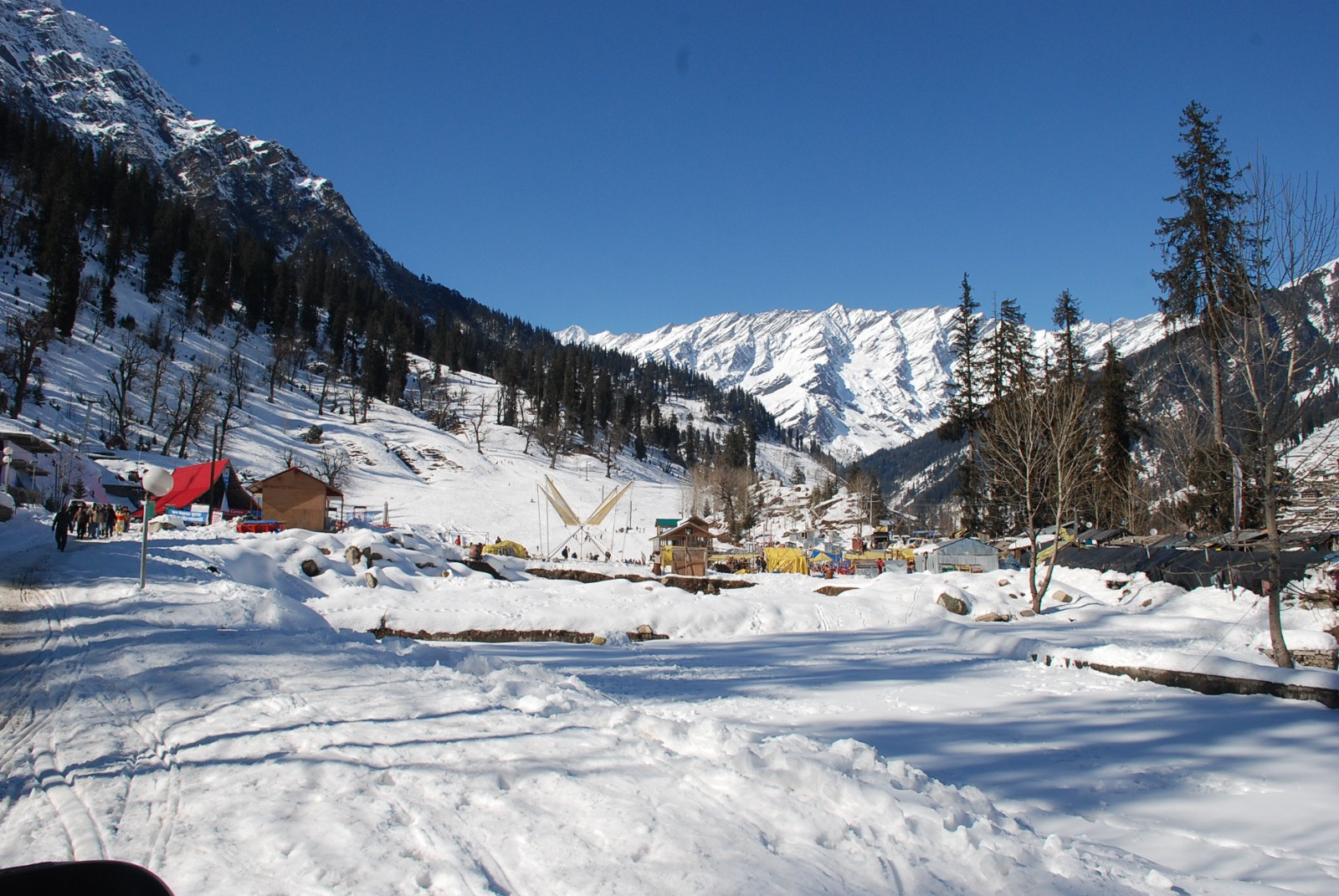 Manali,Himachal Pradesh