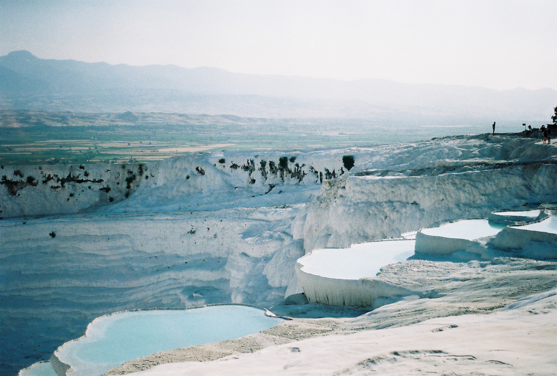 Pamukkale – (Cotton Castle)