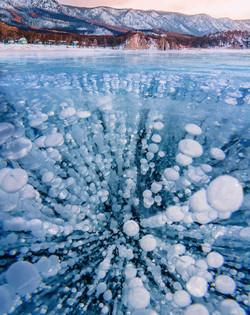 Lake Baikal (Oldest lake on earth)