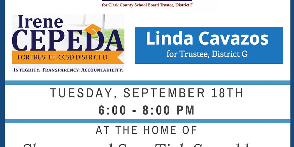 Nevada Hispanic Legislative Caucus Fundraiser
