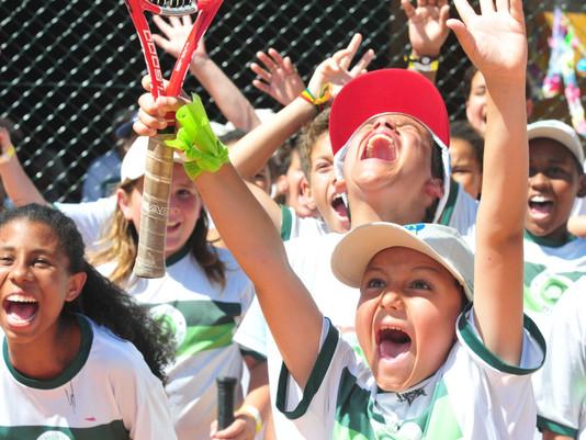 Wimbelemdon: transformando vidas através do esporte