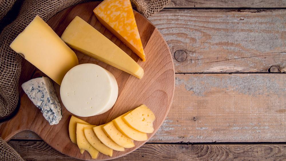 O queijo é usado em diversos pratos típicos brasileiros