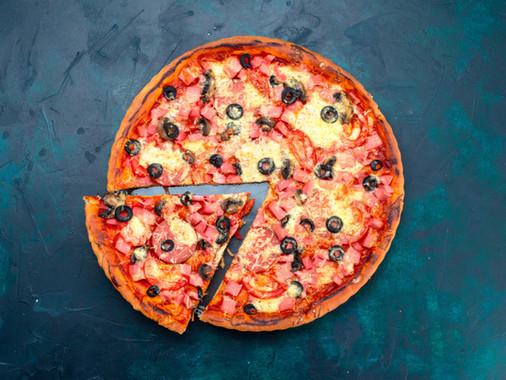 A Pizza certa para dar match com sua fome e seu bolso