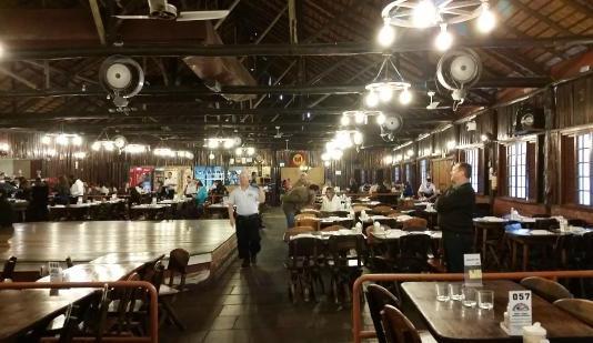 Roda de Carreta: restaurante tradicional gaúcho está no Mobo