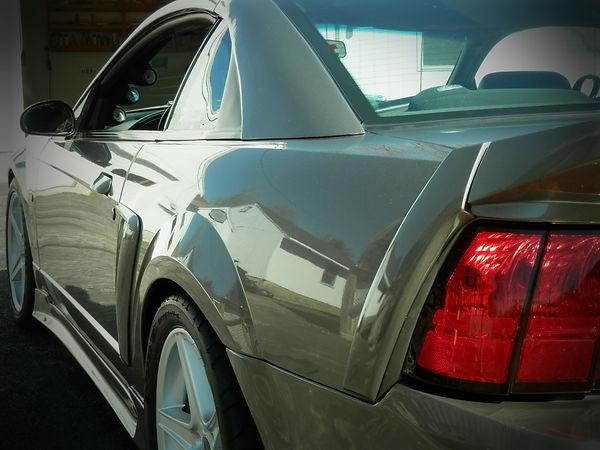 2002 Saleen Mustang
