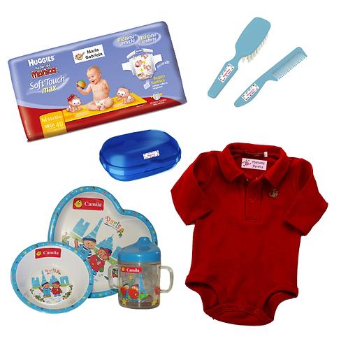 Etiquetando para a creche - Kit II
