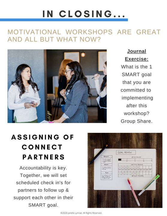 The Confidence Workshop