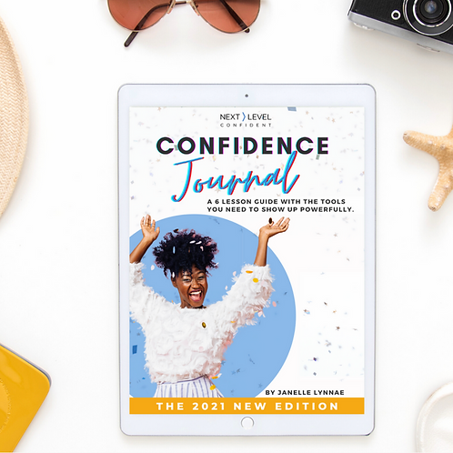 The Confidence Journal - 2021 Edition