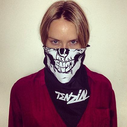 Tenzin Skull Gang Bandanas