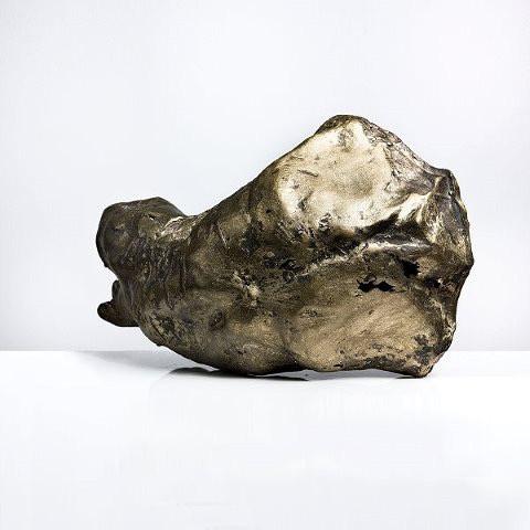 Laying Torso. Bronze