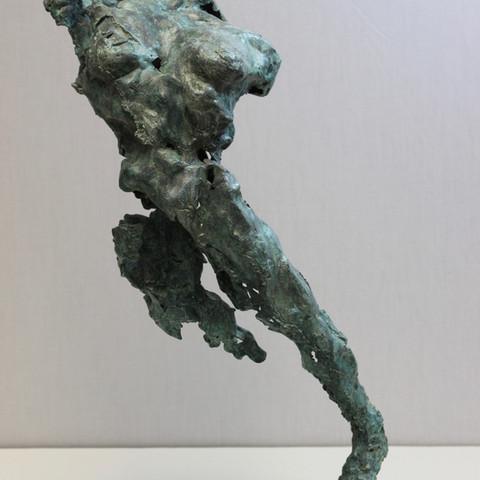 Freyja. Bronze