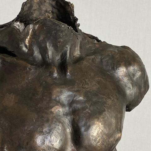 Triump. Bronze (Detail)