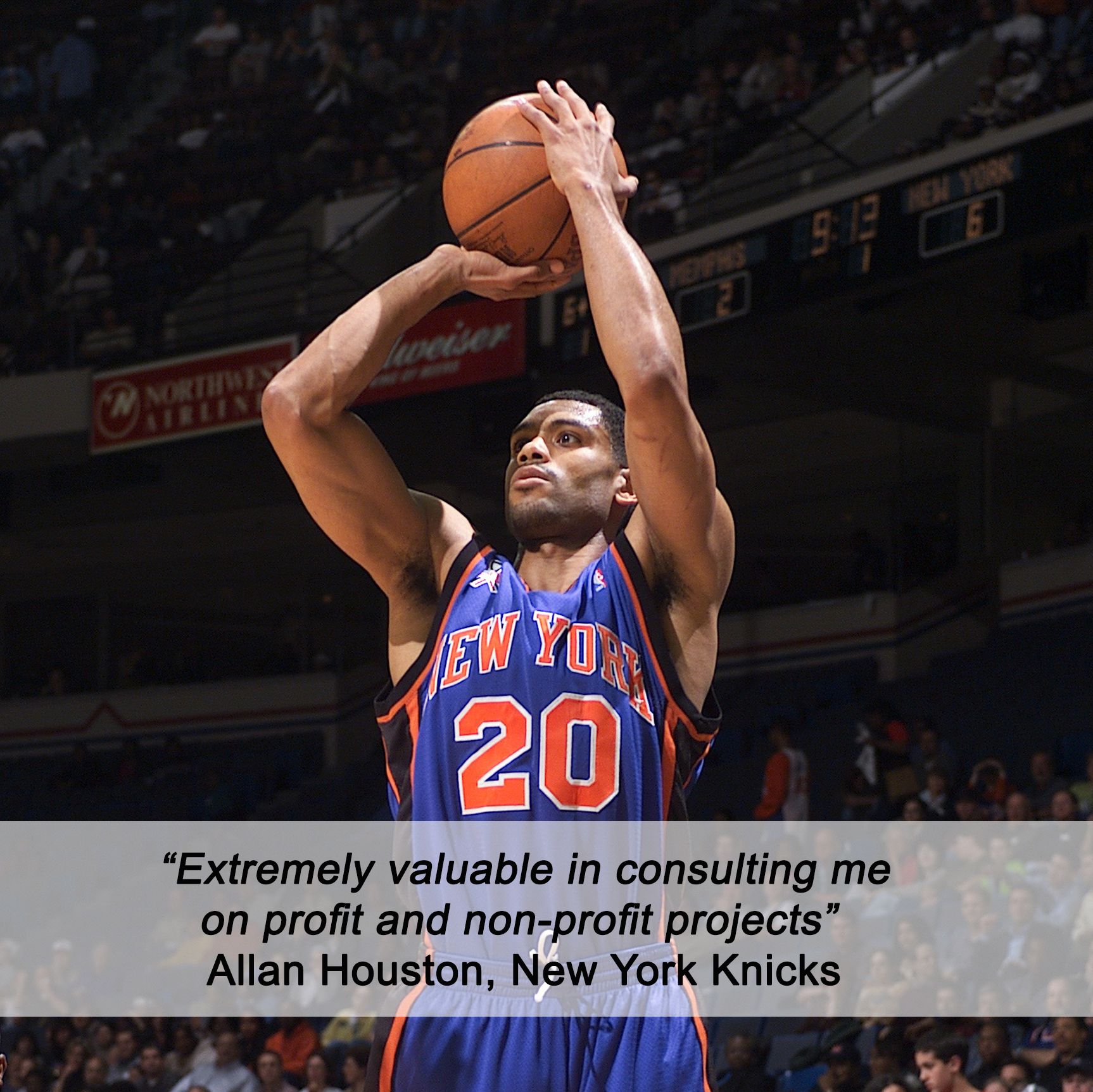 Allan Houston, NBA