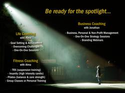 Be Ready for The Spotlight!