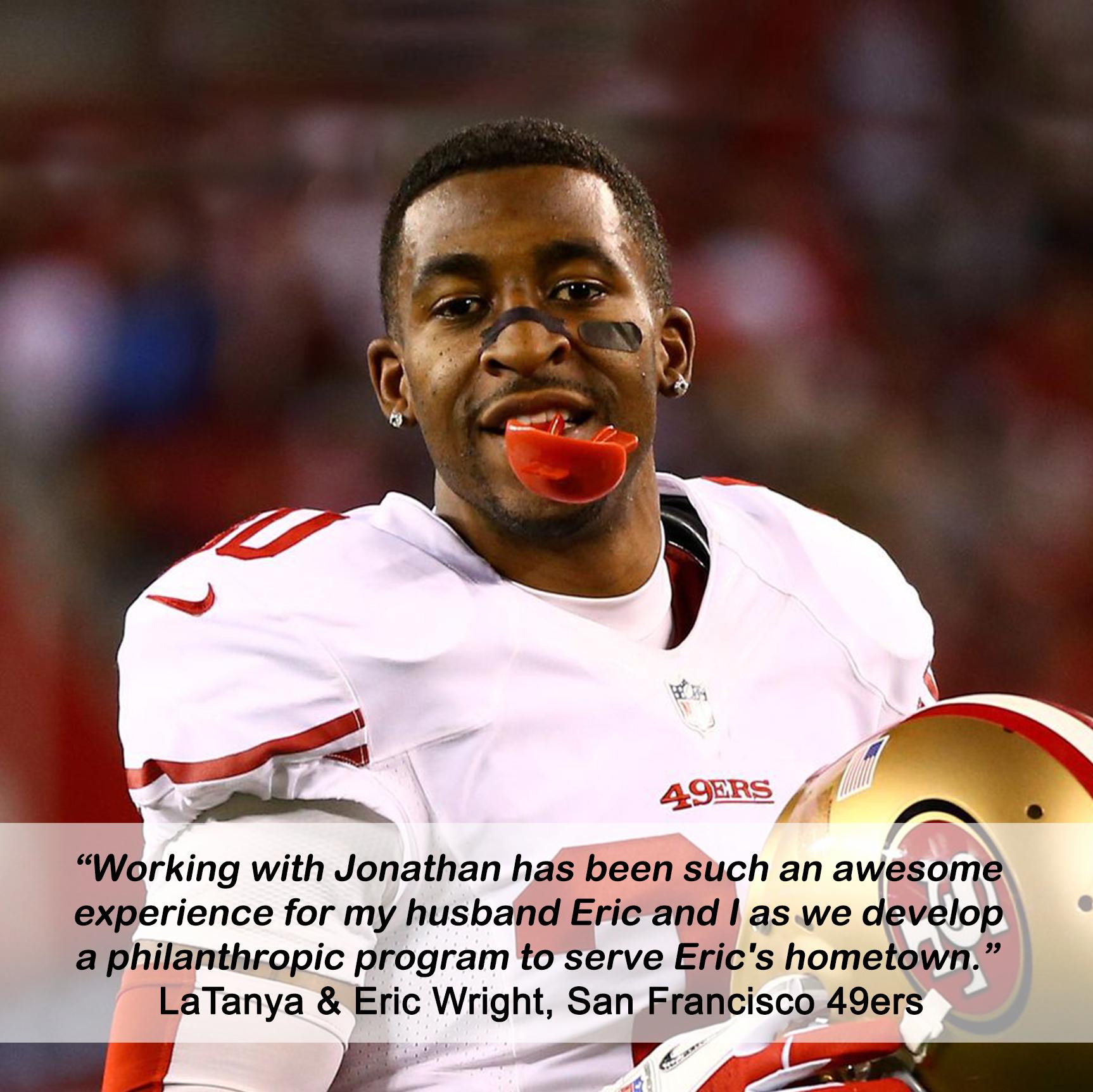 Eric Wright, NFL