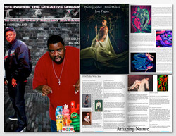 IAM interview collage