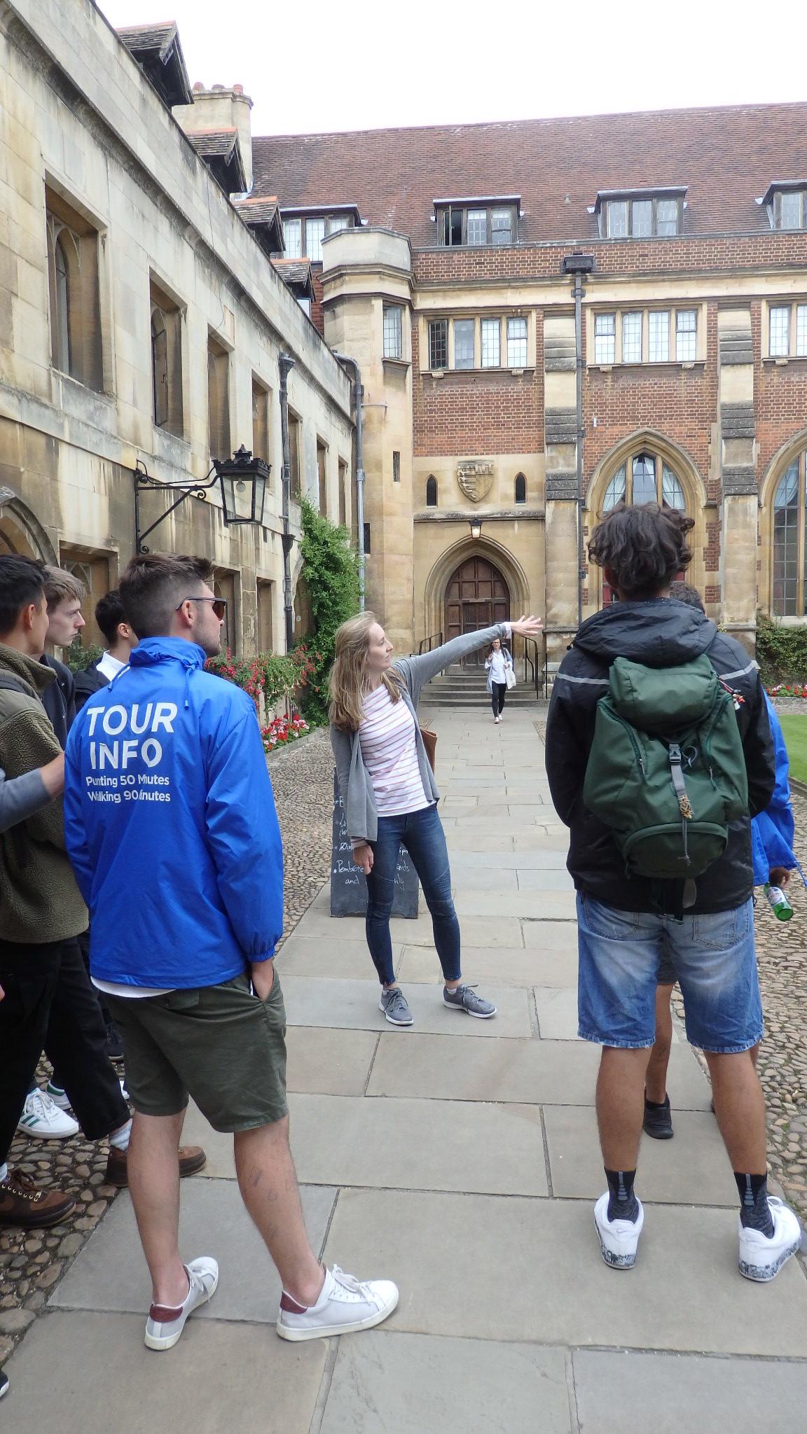 Alumni-Guided Oxford Walking Tour