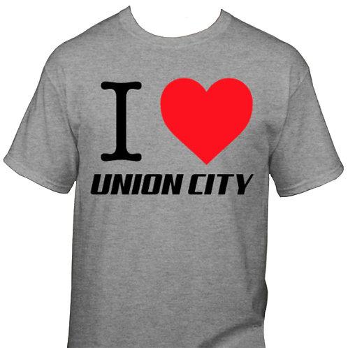 I <3 Union City T-Shirt