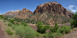 The East Temple, Zion NP