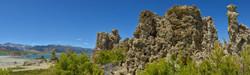 Tufas in Southern Mono Lake