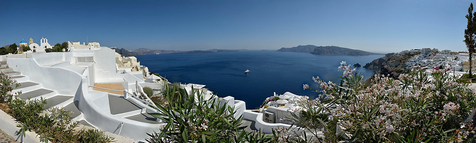 Oia Afternoon