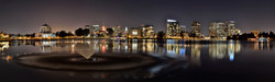 Oakland at Night, #1