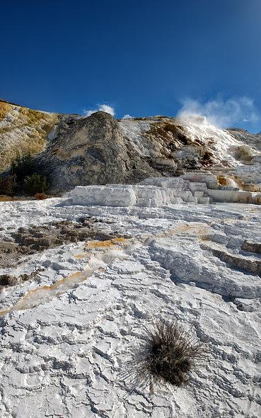 Palette Spring Runoff, Yellowstone NP