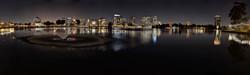Oakland at Lake Merritt