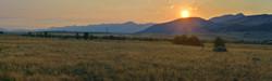 Dawn at Emigrant Peak, MT