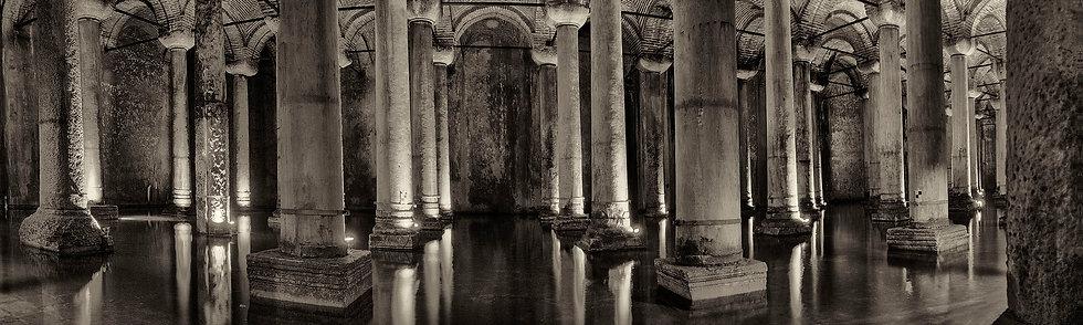 The Bascilica Cistern, Istanbul