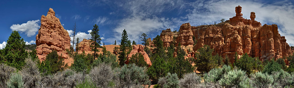Red Canyon Area, UT