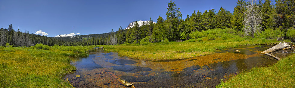 Hat Creek Area, Lassen National Park